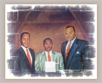 James Scott, Jr., Frank Jones III, Barrington Scott